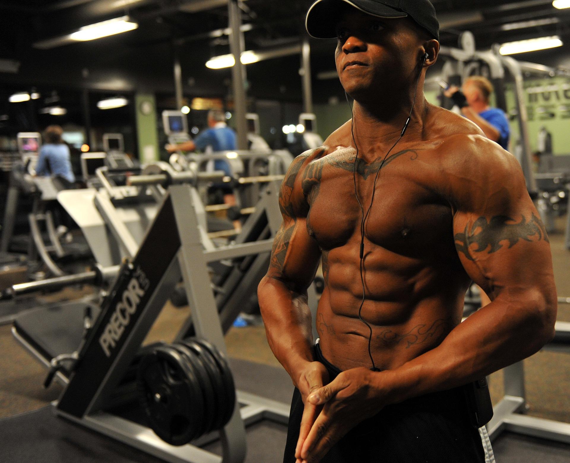Bodybuilding Nahrungsergänzung